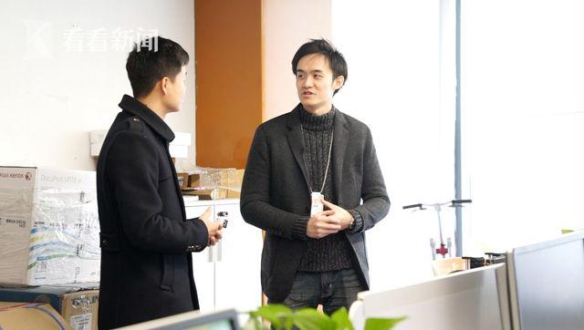 龙芃江的公司在梦想小镇孵化得以快速成长