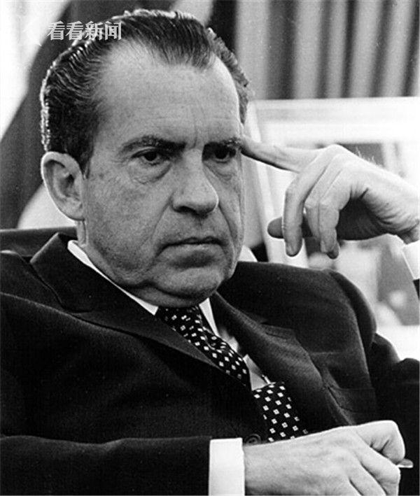 美国第37任总统 理查德·米尔豪斯·尼克松
