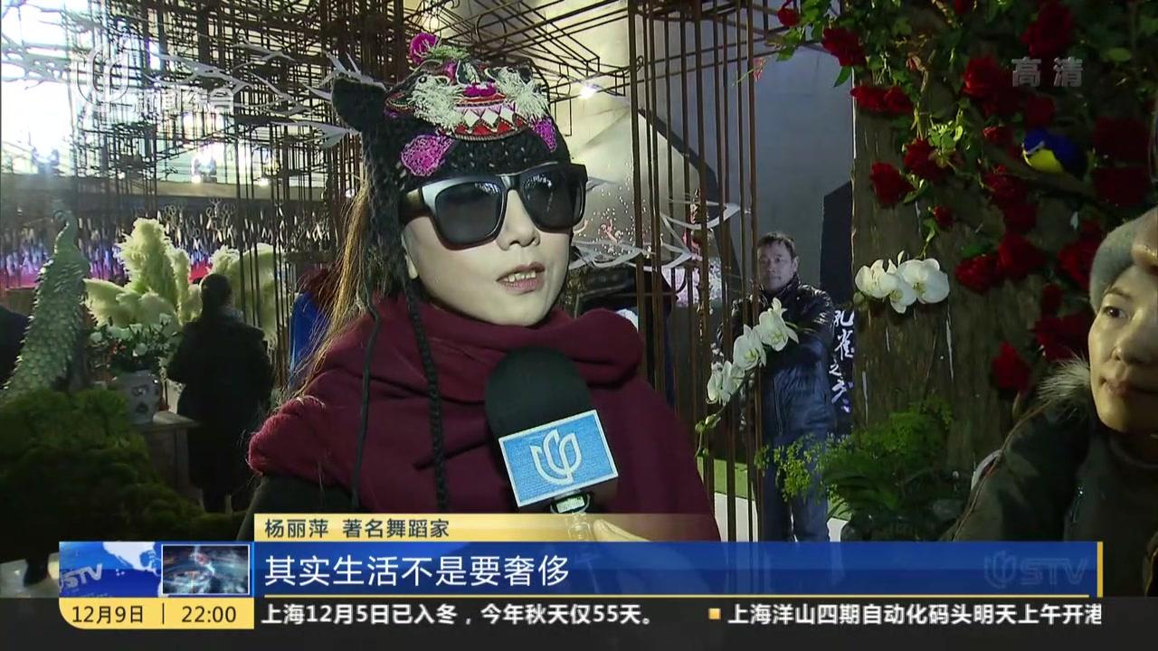 杨丽萍艺术生活美学展亮相喜马拉雅艺术中心
