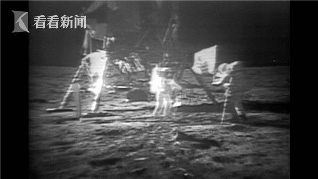 特朗普宣布美宇航员将重返月球 剑指火星
