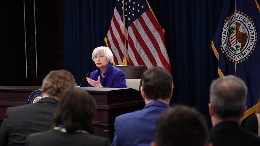 美联储宣布加息25个基点 系今年内第三次加息