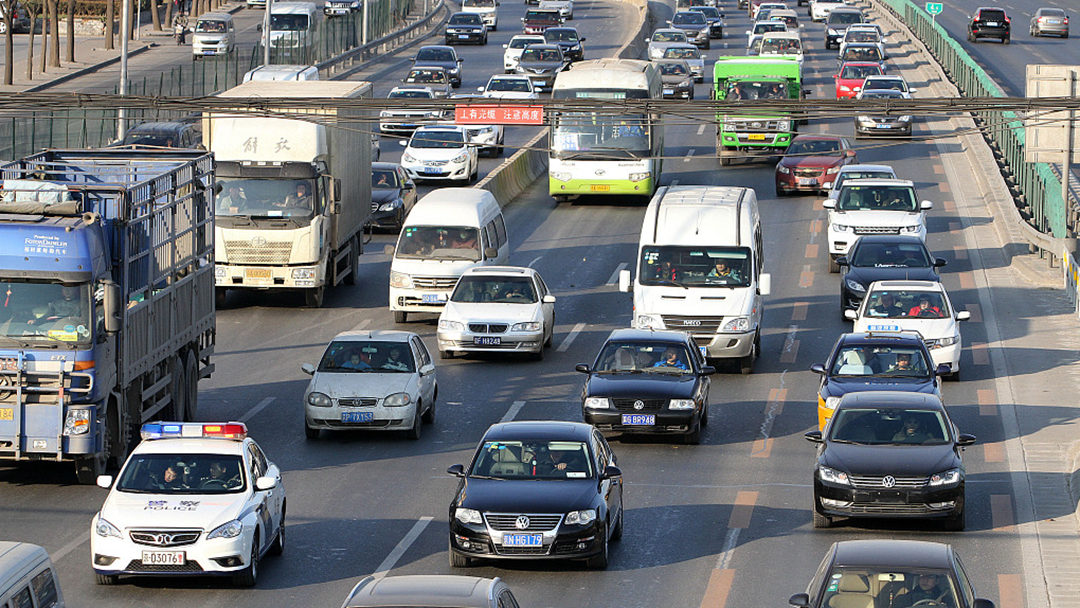 北京2018年小客车指标数量确定:由15万变10万