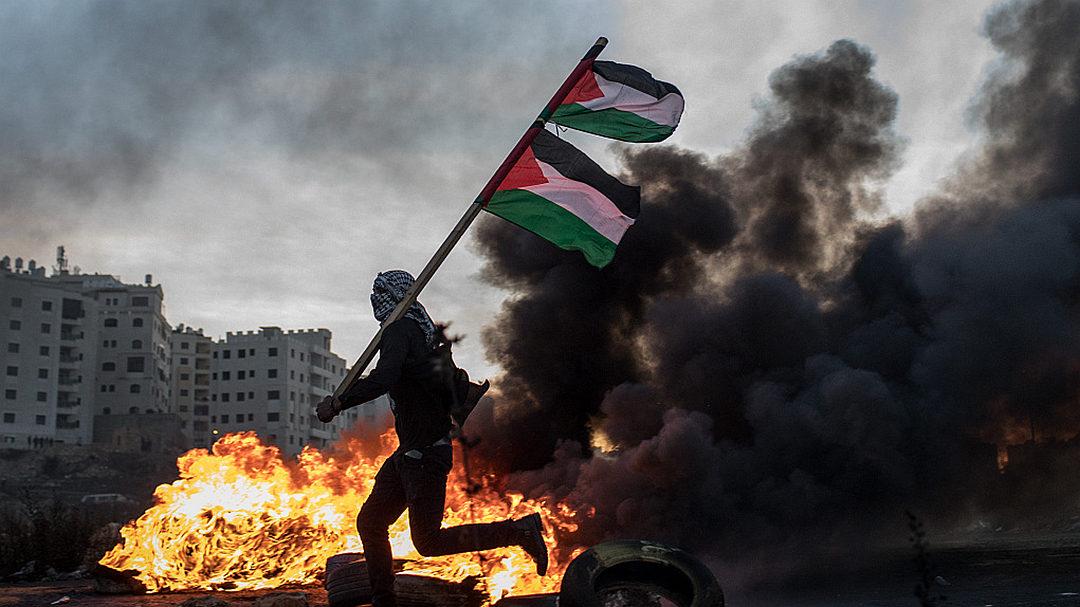 巴勒斯坦:失去故事的国