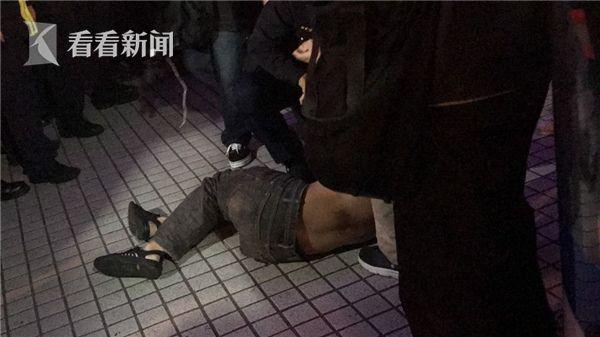 频|抗议蔡英文警民爆女生v警民女示威者被扯掉多事当局图片