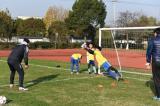 2017上海市青少年校园足球精英选拔队冬季集训告一段落 营员水平提高收获满满