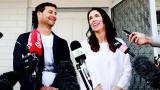 新西兰总理宣布怀孕 只休6周产假老公全职带娃