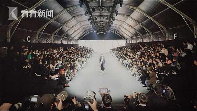 上海时装周15年来逐渐发展壮大,影响力也逐年上升