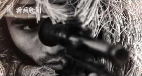 ISIS狙击手