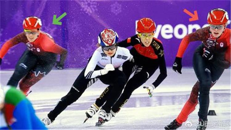 国际滑联公布冬奥短道速滑女子接力判罚依据