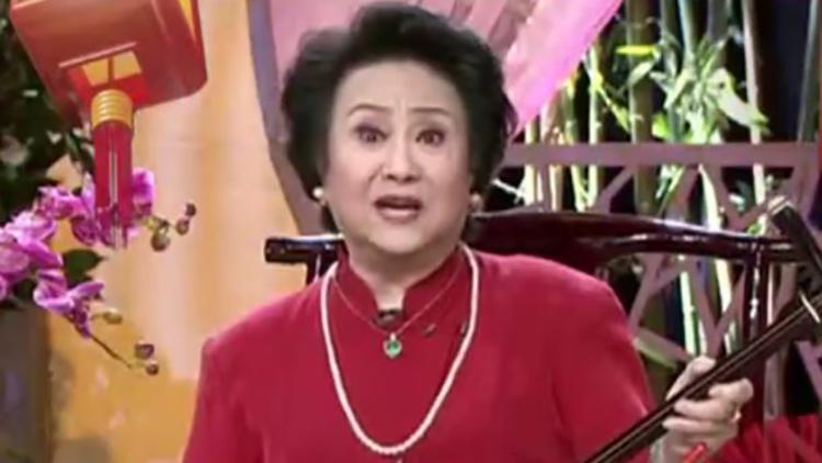 闲话上海·阿王拜年:蒋云仙