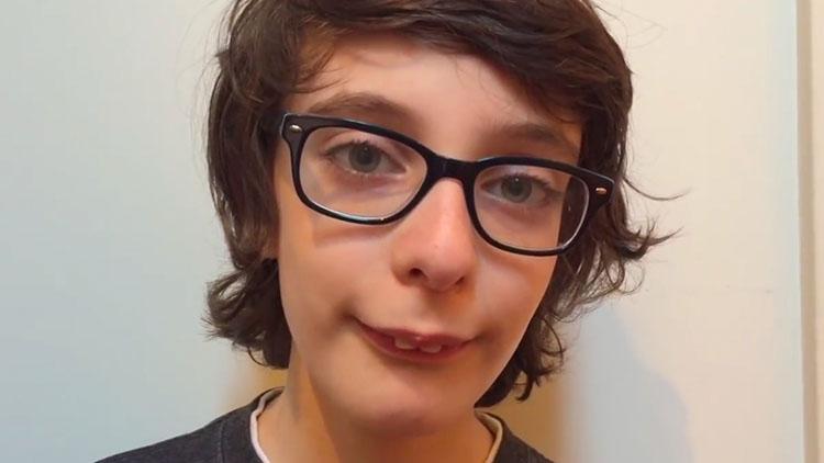 我和你们一样!自闭症儿童录制个人短片爆红网络
