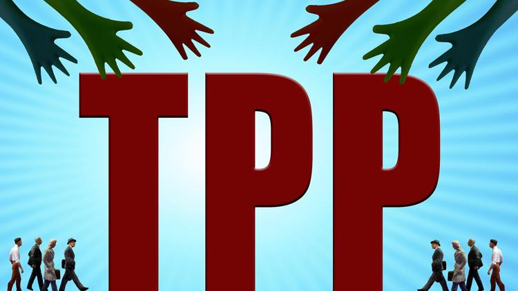 """换了""""马甲""""的TPP对中国意味着什么?"""