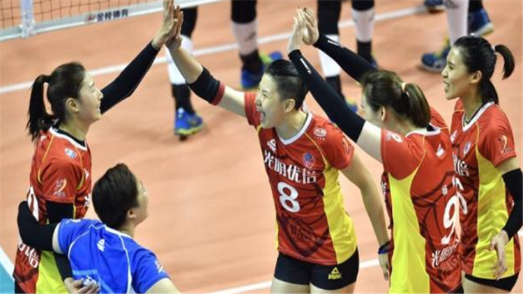 上海女排实现大逆转 半决赛3比2胜江苏