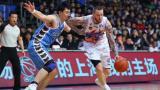 CBA季后赛10进8北京险胜上海 大比分1比1