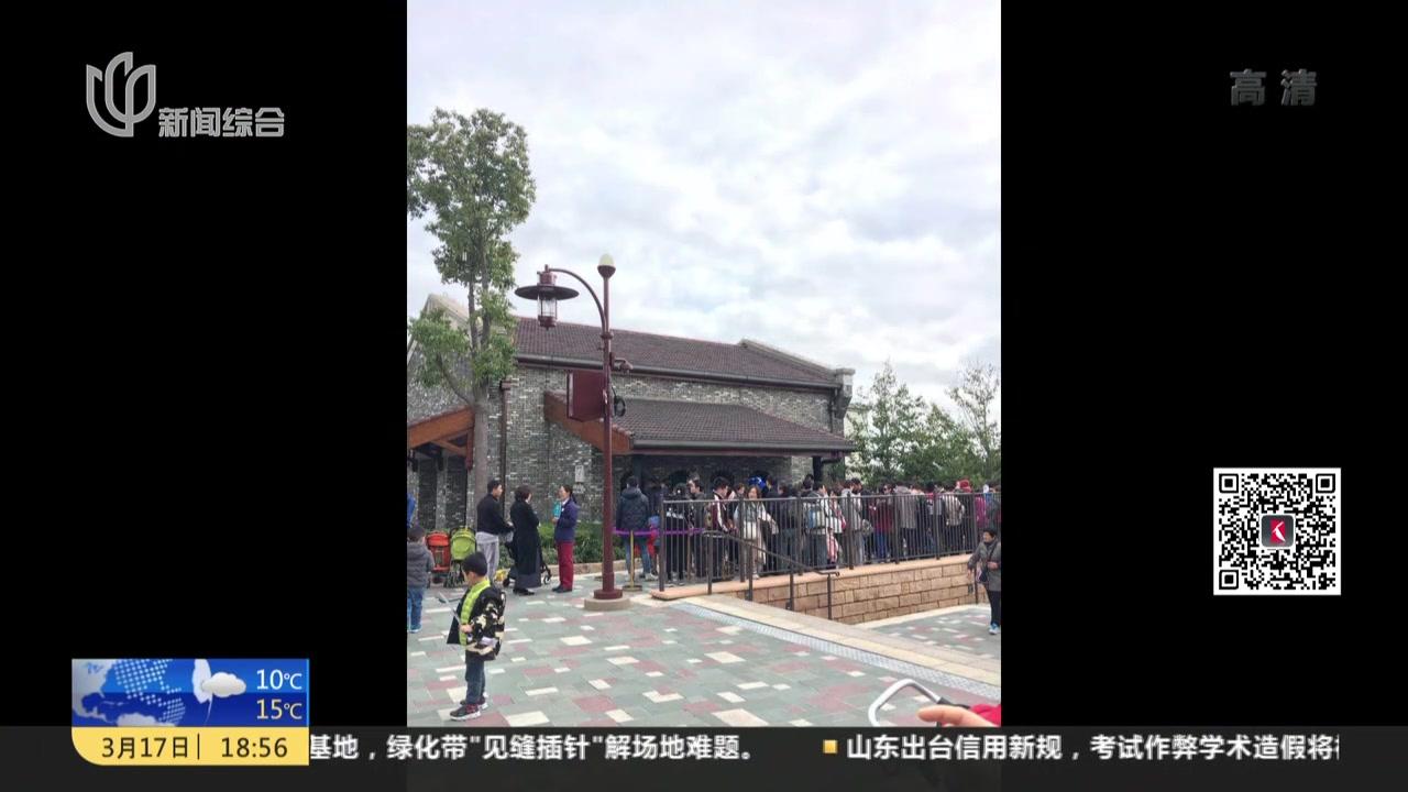 上海迪士尼迎来新季卡激活大军  增开窗口建议游客错峰