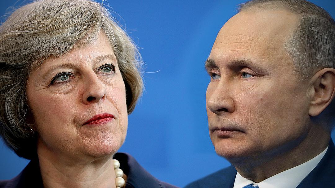 英国首相称俄有下毒能力动机 俄称拿证据或道歉