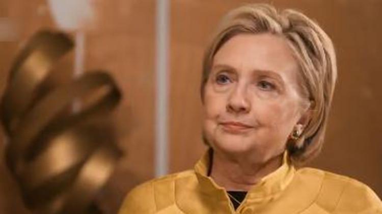 伊万卡将成美国首位女总统?希拉里:这不可能