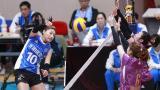 上海女排3比0胜天津手握冠军点周六回主场