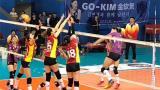 天津女排3比2逆转上海 天津7战4胜夺联赛11冠