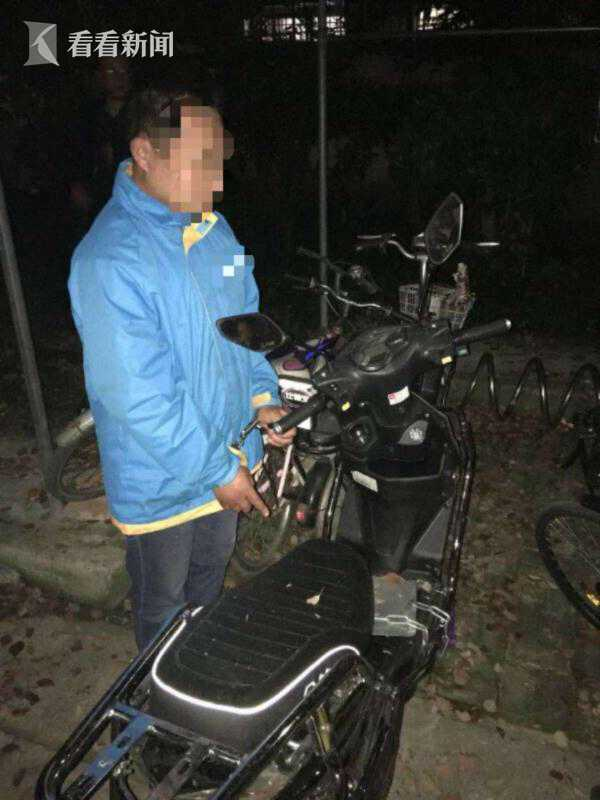 视频|帮外卖小哥找电瓶车的外卖大哥竟是偷车