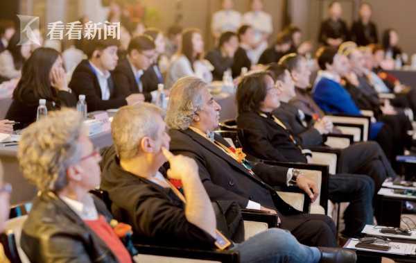 首届国际戏剧小镇联盟论坛现场