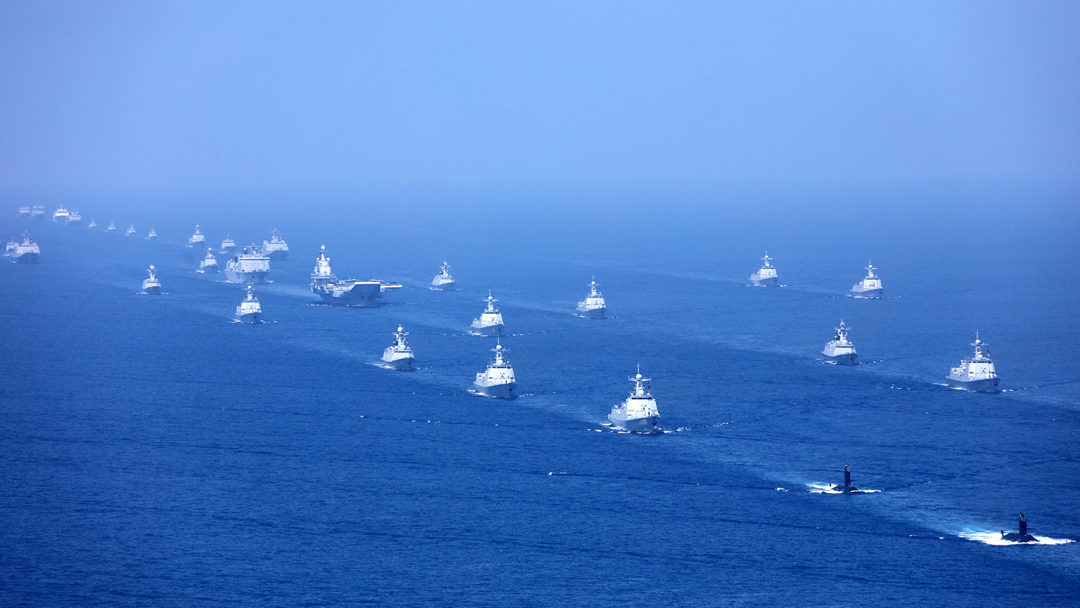 4·18台海军演,海军去哪儿了?