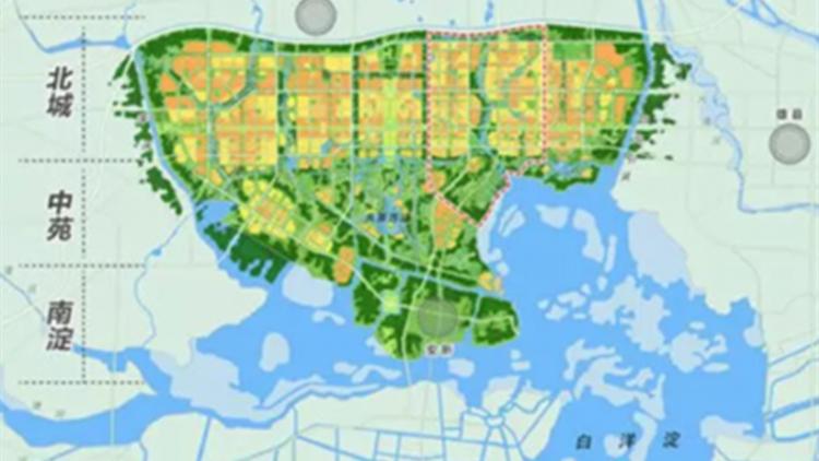 雄安新区什么样?30个关键词带你看未来之城