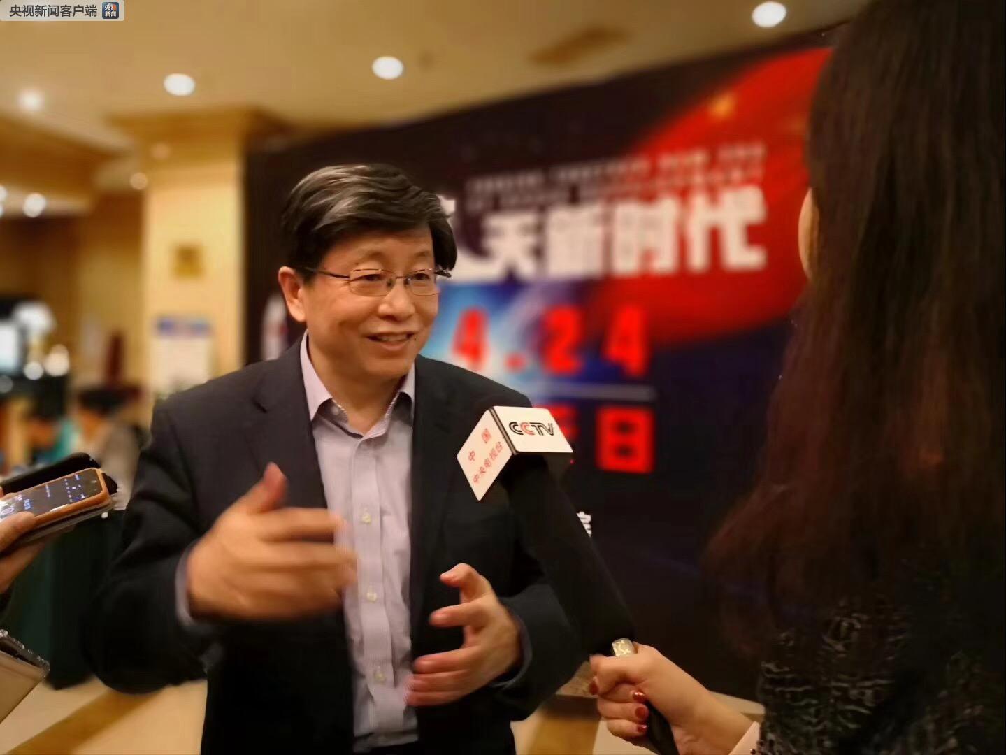 航天科技集团科技委主任包为民接受专访