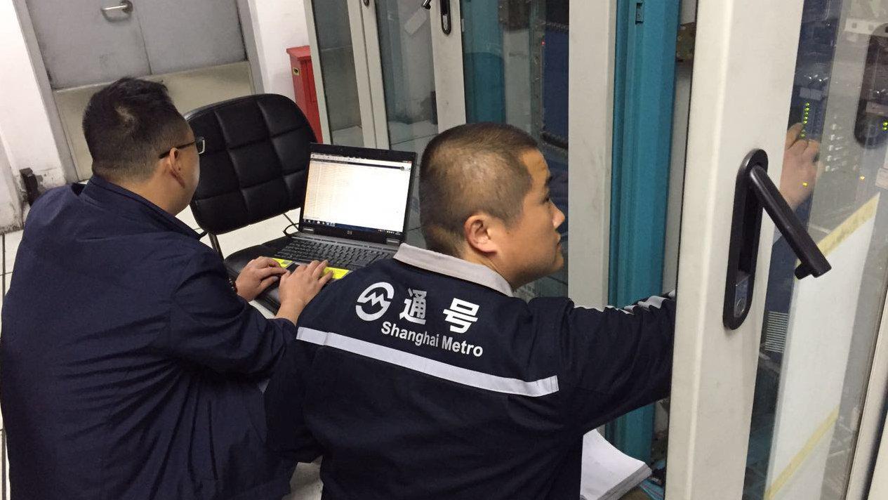 上海轨交2号线遭遇开通以来最大信号故障