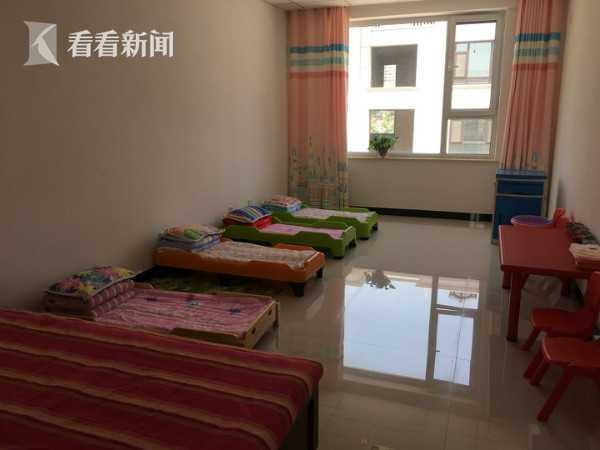 孩子们现在居住的武安市社会福利院