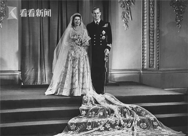 伊丽莎白二世和爱丁堡公爵菲利浦