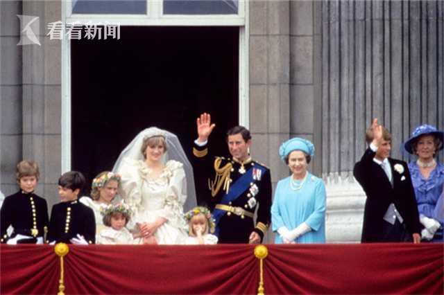 查尔斯王子和戴安娜·斯宾塞