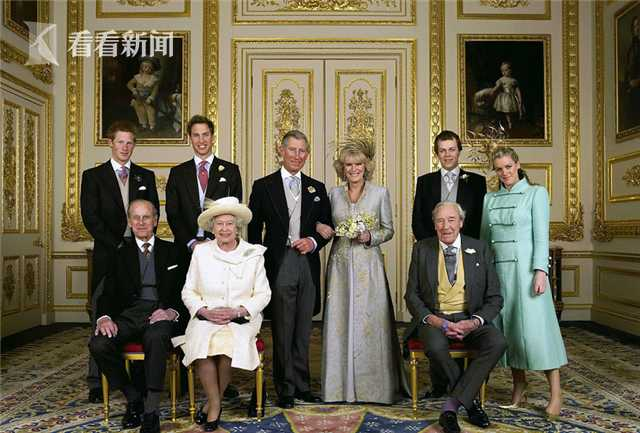 查尔斯王子和卡米拉·博斯