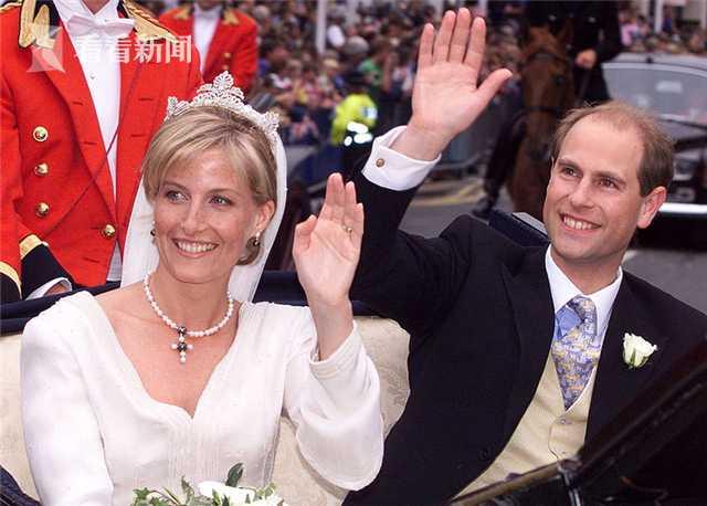 爱德华王子和苏菲·琼斯