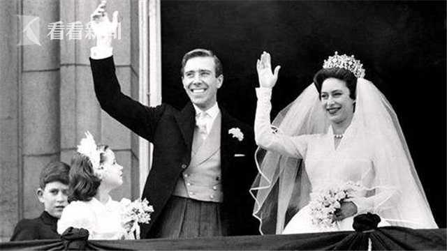 玛格丽特公主和安东尼·阿姆斯特朗·琼斯