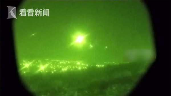 伊朗和以色列在叙利亚境内直接交火