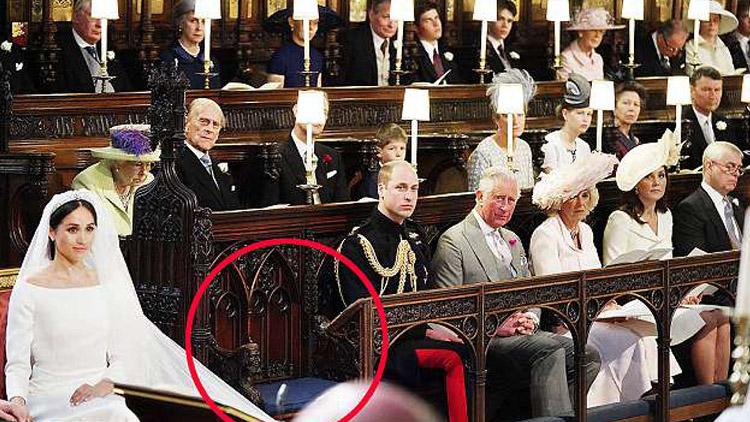 婚礼给戴安娜留位?王室记者:不能坐女王前面