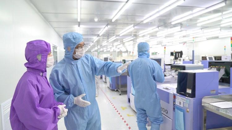 科创·上海③中国芯上海造 百亿基金助力自主创新