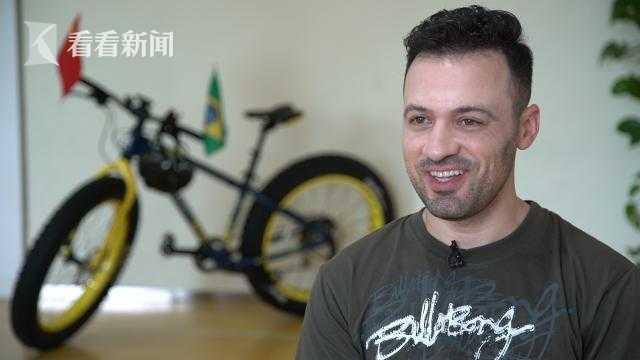外教老师 Leandro