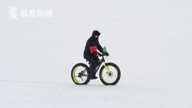 在哈尔滨冬训