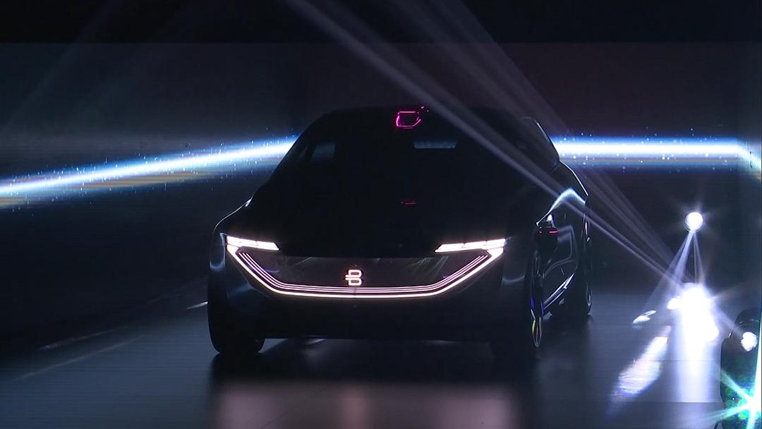 CES亚洲消费电子展开展 拜腾概念车抢先全球首秀