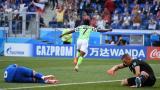 穆萨梅开二度 尼日利亚2-0战胜冰岛抢得出线先机