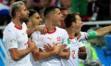 世界杯进球后庆祝手势不当 三名瑞士球员被罚款
