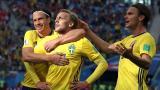 福斯贝里一剑封喉 瑞典1球小胜瑞士进八强