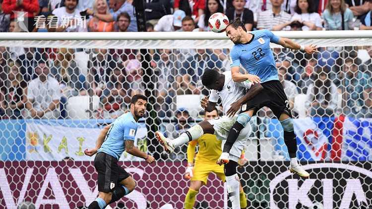 乌拉圭队定位球极具威胁