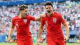 英格兰2球顶翻瑞典 杀入世界杯四强