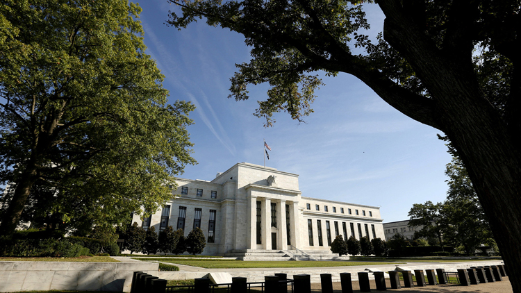 美联储宣布下调联邦基金利率25个基点