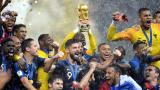 梦回98!法国4-2克罗地亚时隔20年再夺大力神杯