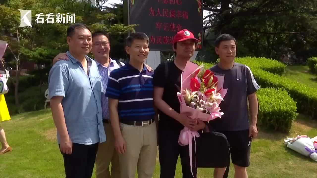上海第二批组团式援藏教师队伍载誉归来