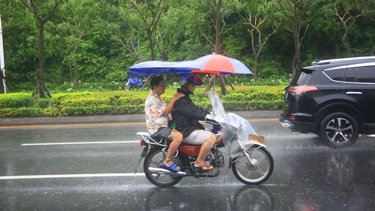安比来袭!21日-23日上海将有强风雨 局地大暴雨